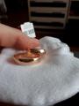 Прекрасный вариант обручальногл кольца