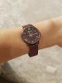 Сиреневые часы