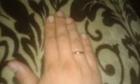 Аккуратнее изящное кольцо