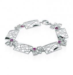 Серебрянные браслеты в интернет магазине