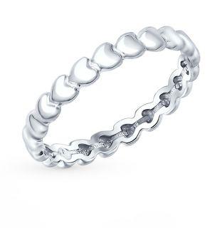 Серебряное кольцо SOKOLOV 94012108