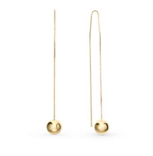 Золотые серьги — купить недорого в интернет-магазине SUNLIGHT в ... 2383169a095