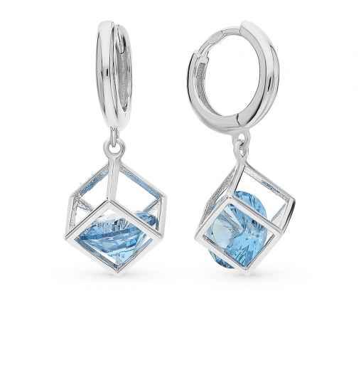 dfb0b77a447e Серебряные украшений с полудрагоценными камнями — купить в интернет ...