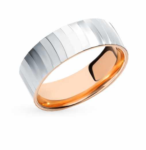 68eff41e816e Кольцо Белое золото, розовое золото 585 пробы. −50% Пушкинский ювелирный  завод