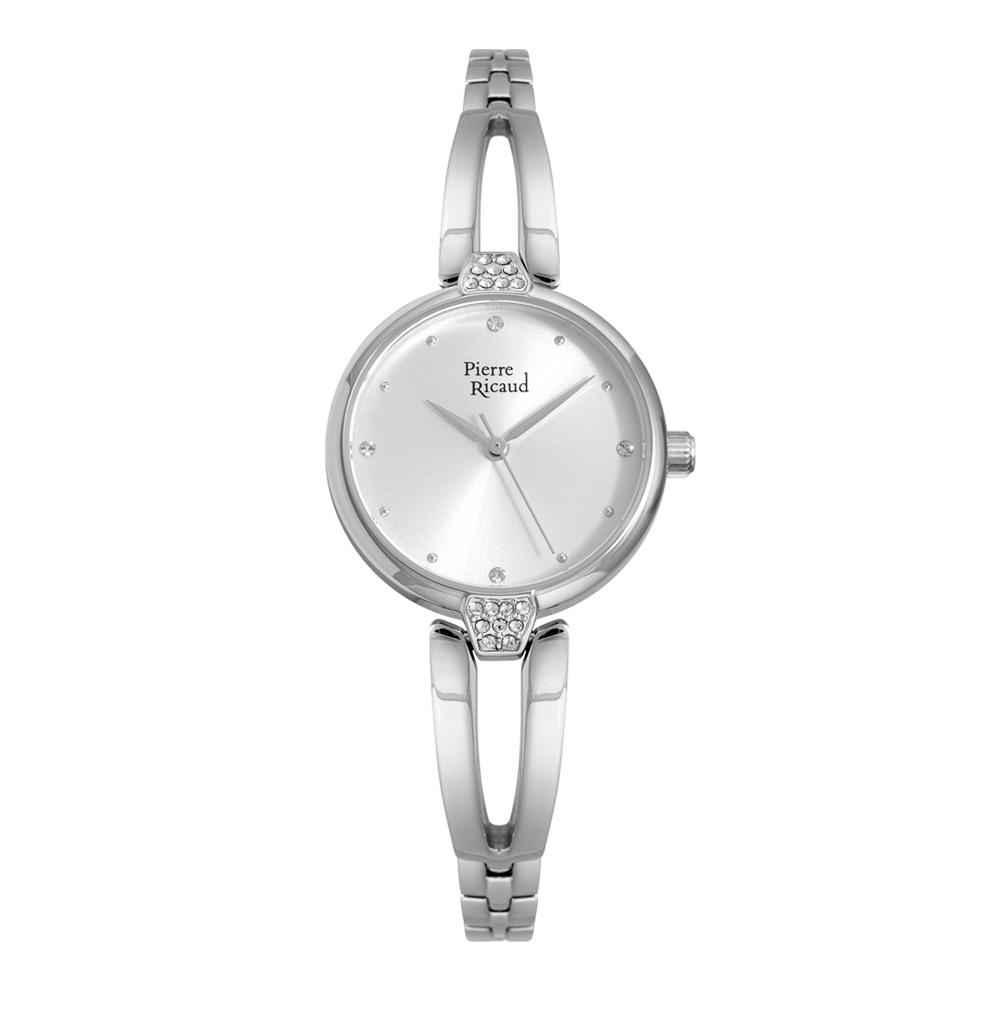 Фото «Женские часы P21028.5143QZ на стальном браслете с минеральным стеклом»