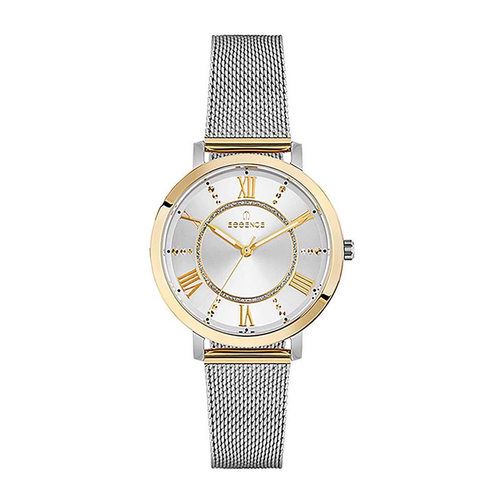 Женские  кварцевые часы ES6578FE.230 на стальном браслете с минеральным стеклом в Екатеринбурге