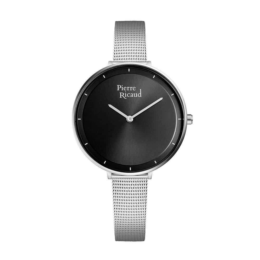 Фото «Женские кварцевые часы P22103.5114Q на стальном браслете с минеральным стеклом»