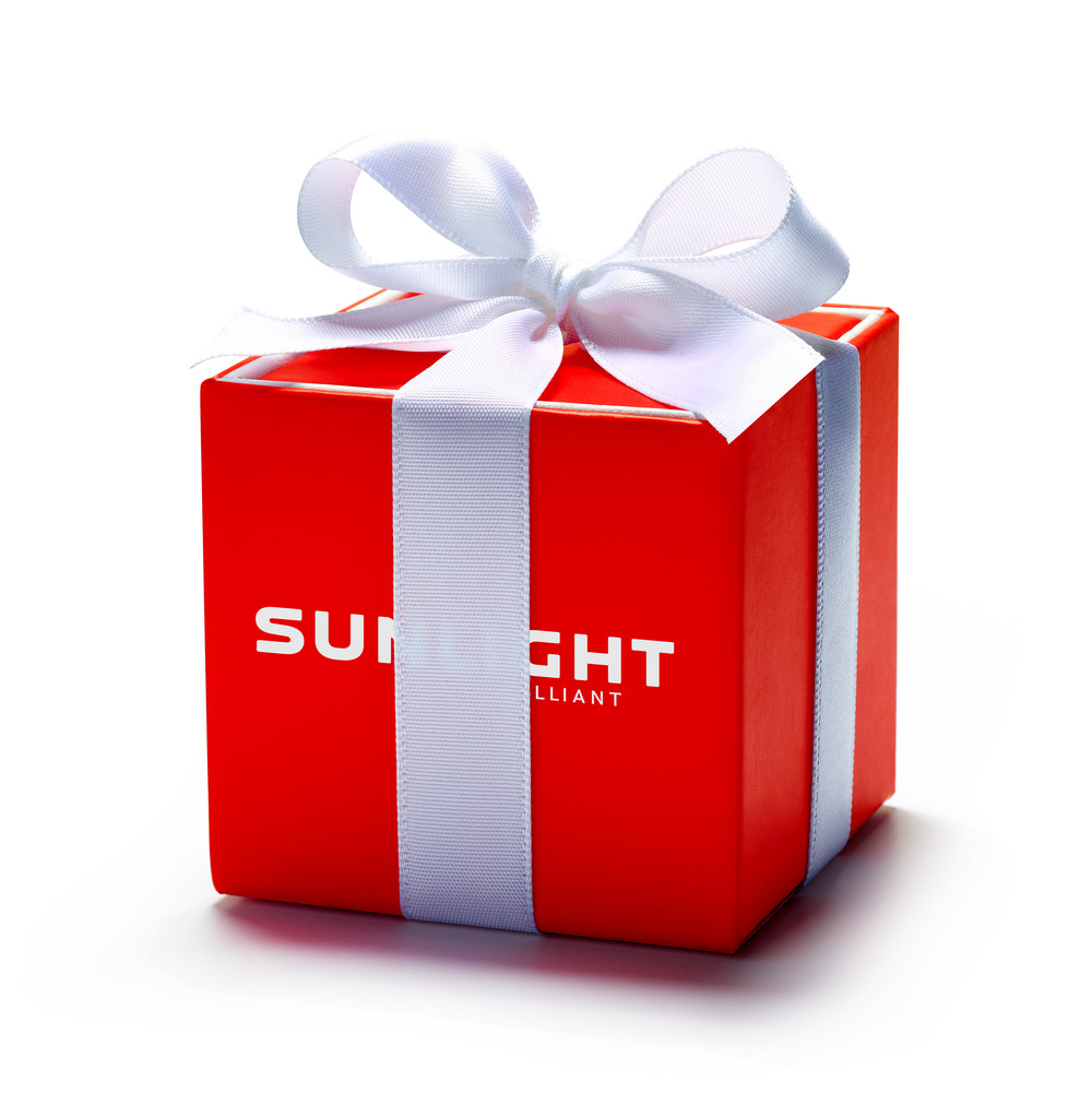 Красная коробочка SL