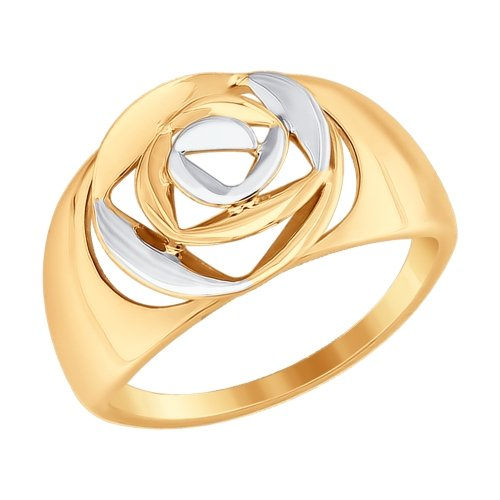Фото «Золотое кольцо SOKOLOV 017597*»