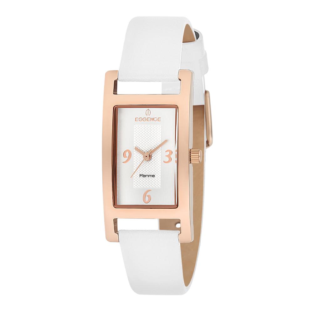 Женские часы D915.433 на кожаном ремешке с минеральным стеклом