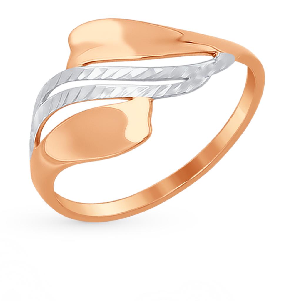 золотое кольцо SOKOLOV 017253*