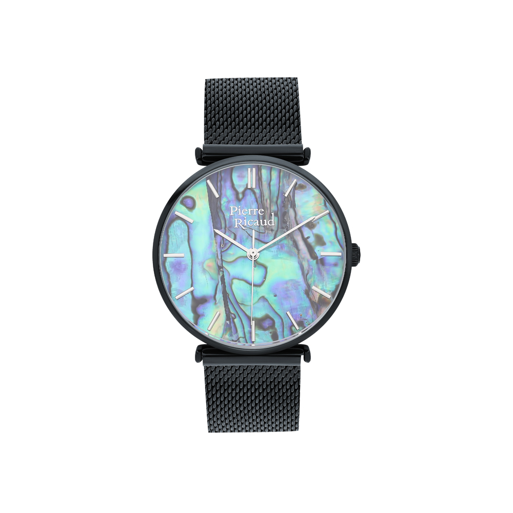 Фото «Женские кварцевые часы P22096.B11AQ на стальном браслете с минеральным стеклом»