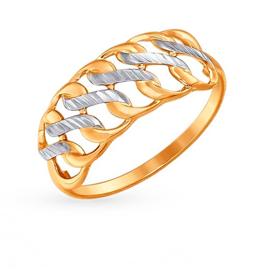 Фото «Золотое кольцо SOKOLOV 017309»