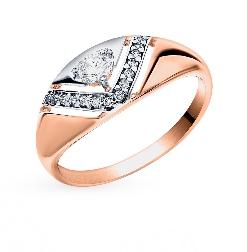 Серебряное кольцо с фианитами SOKOLOV 93010810 в Екатеринбурге