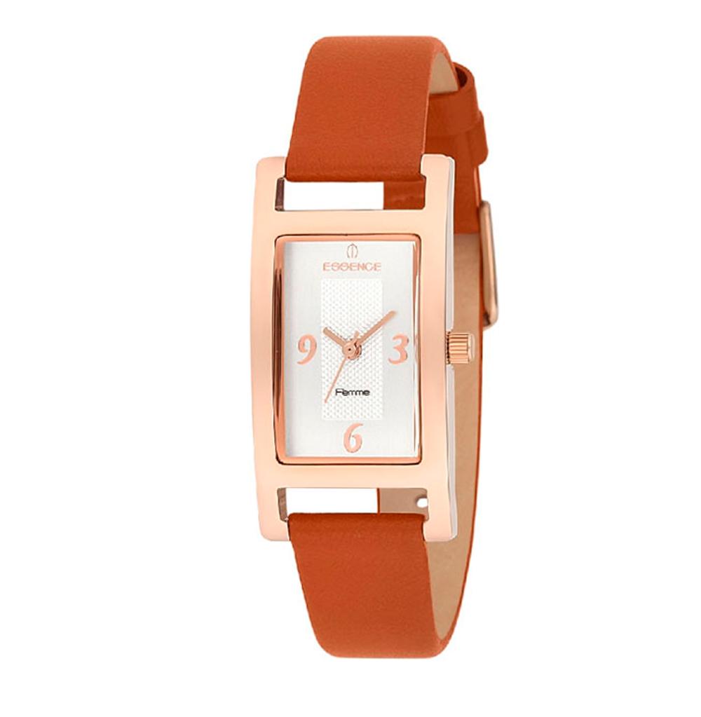 Женские часы D915.437 на кожаном ремешке с минеральным стеклом