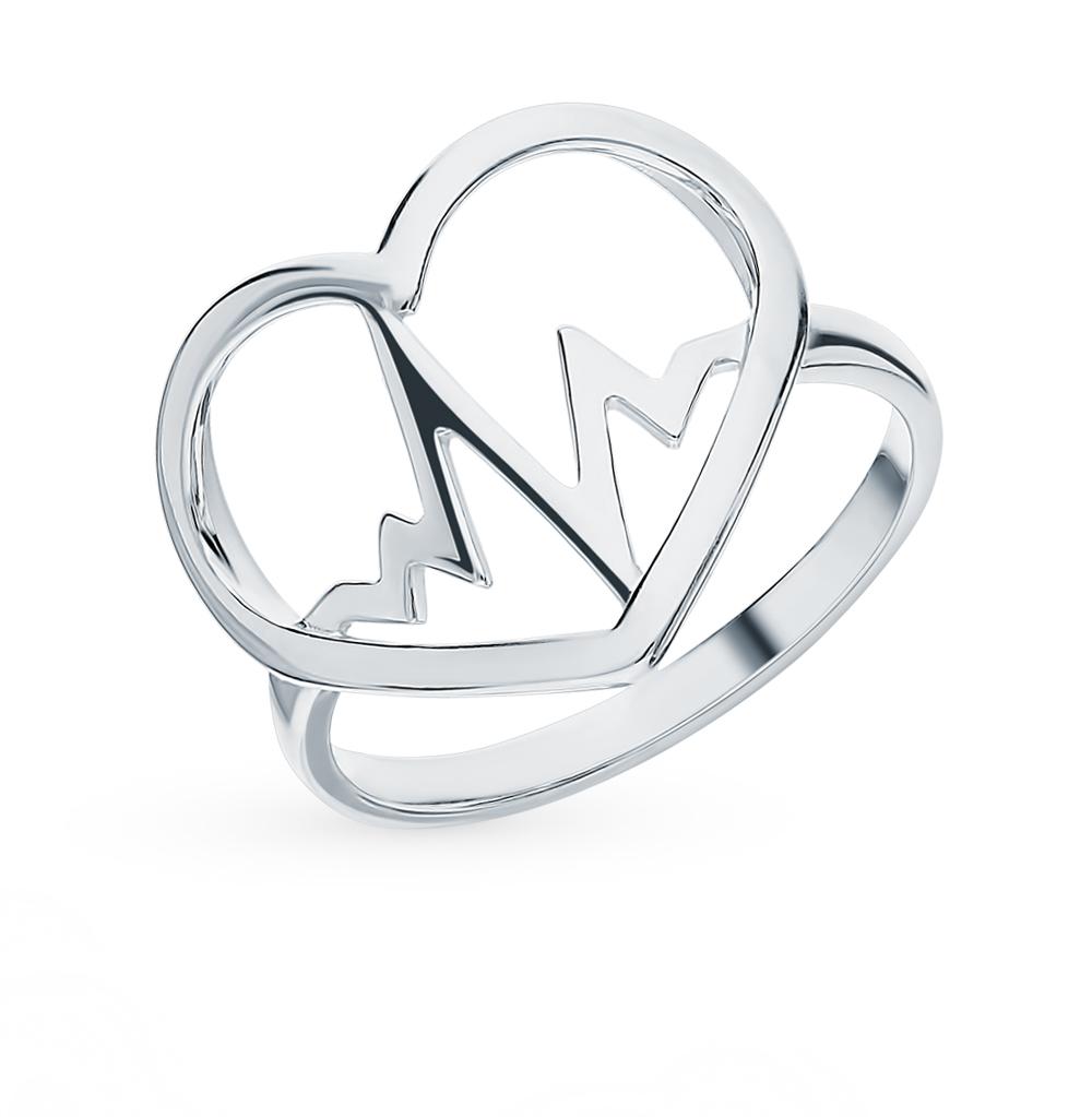 Серебряное кольцо SOKOLOV 94013089 в Екатеринбурге