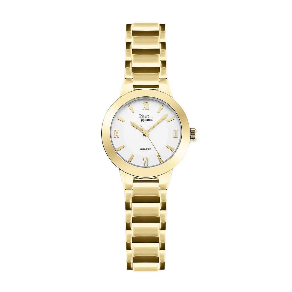 Фото «Женские кварцевые часы P21080.1163Q на стальном браслете с минеральным стеклом»