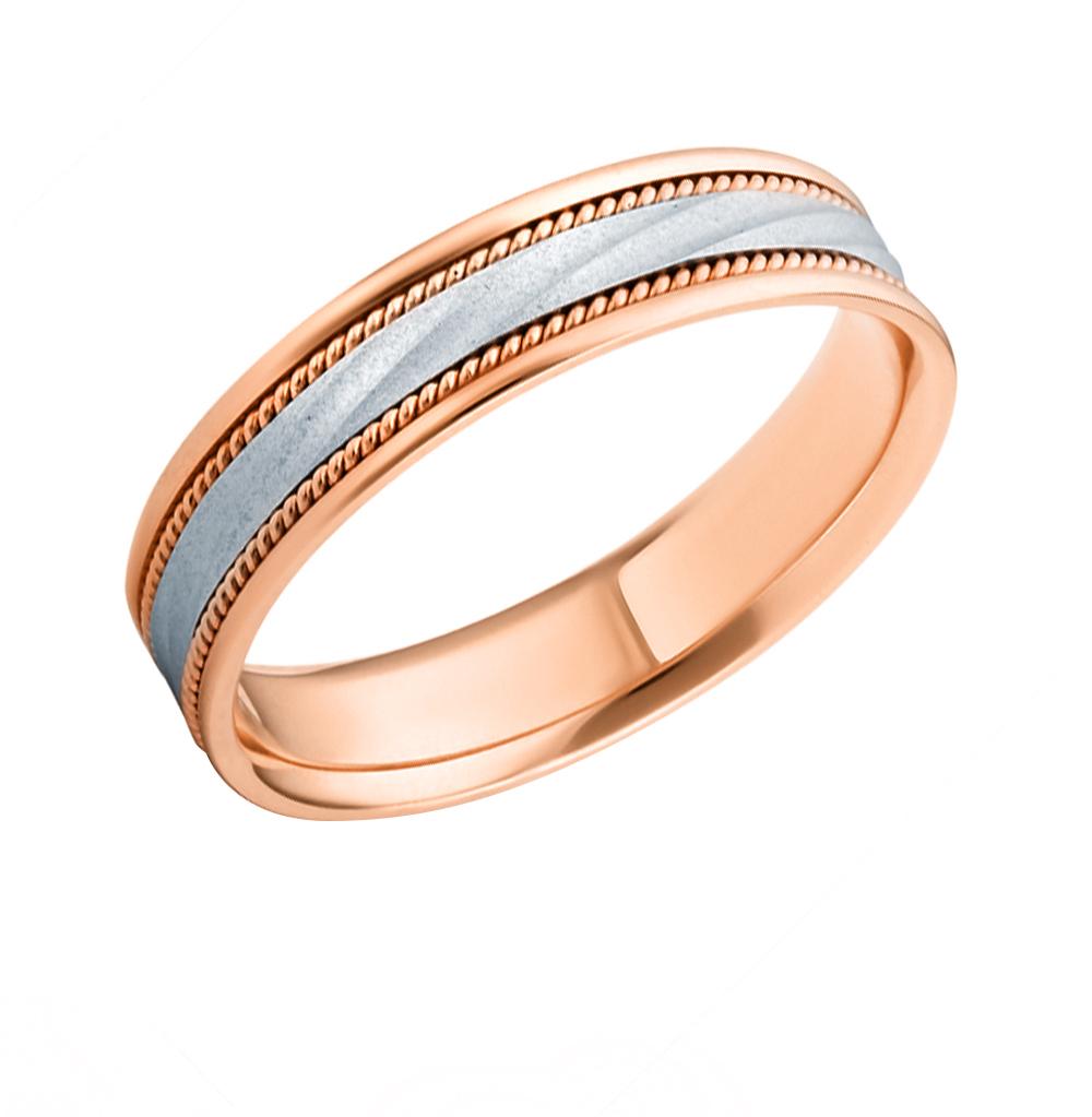 Золотое обручальное кольцо в Санкт-Петербурге