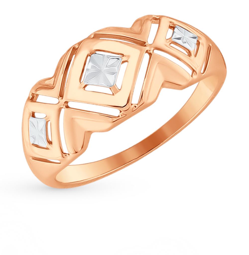 золотое кольцо SOKOLOV 017612*