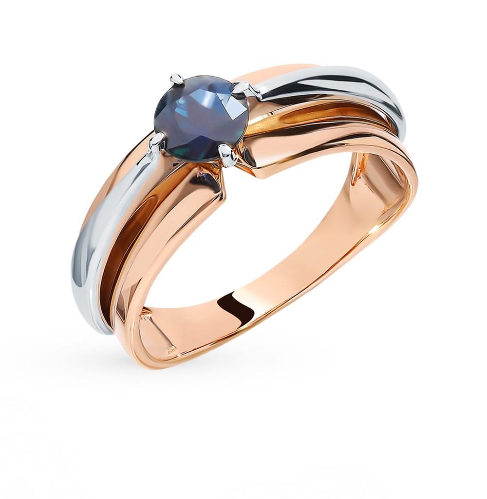 Фото «Золотое кольцо с сапфиром»