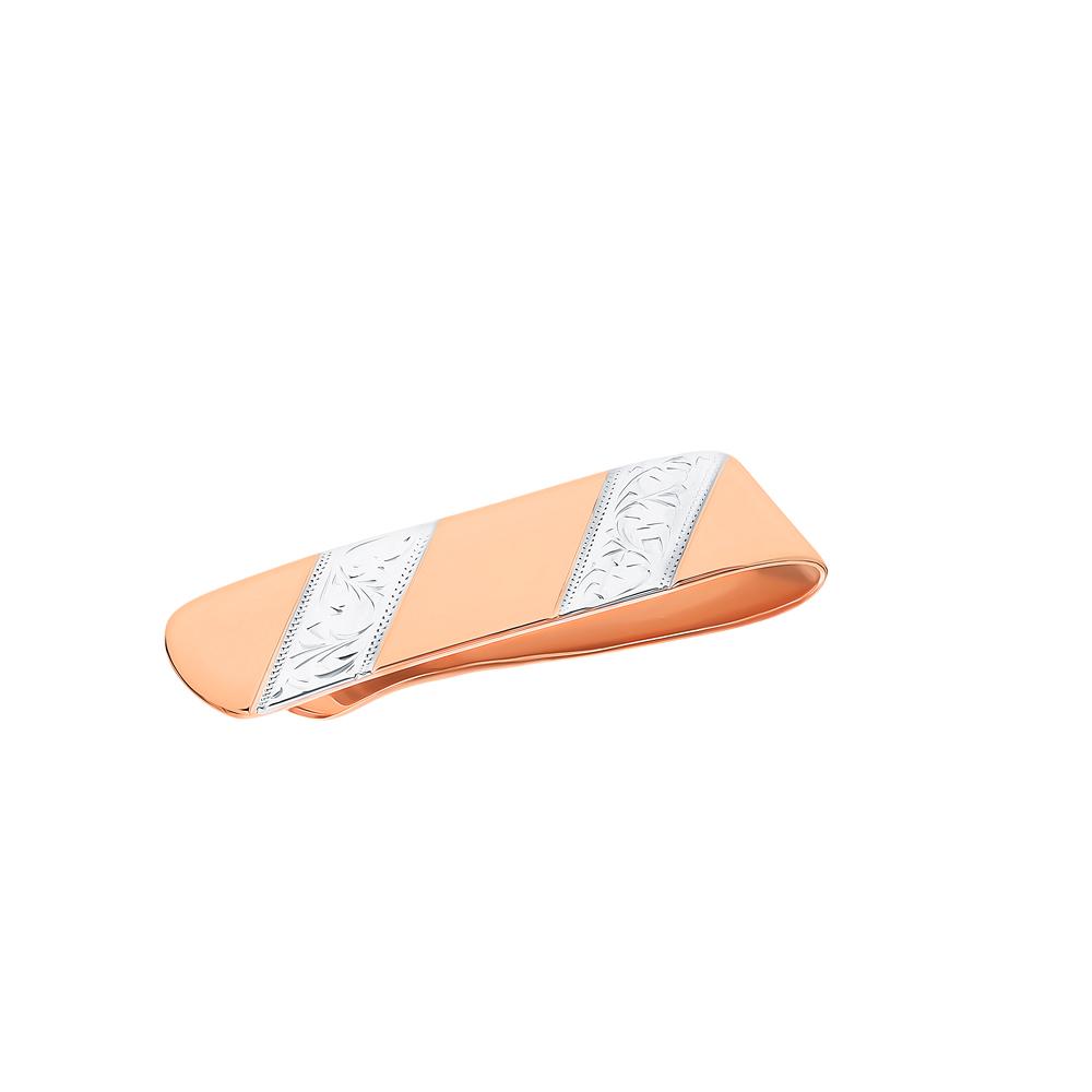 Фото «Серебряный зажим для галстука»