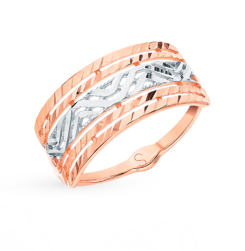 золотое кольцо SOKOLOV 017987*