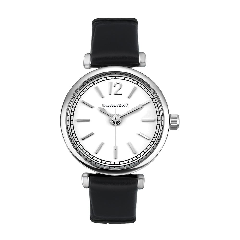 Классические женские часы на кожаном ремне в Екатеринбурге