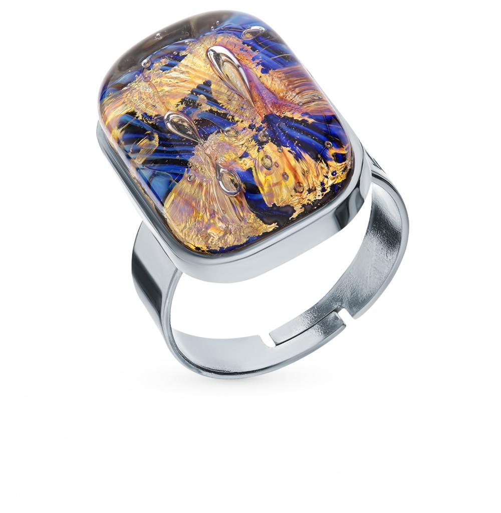 Кольцо с муранским стеклом в Екатеринбурге
