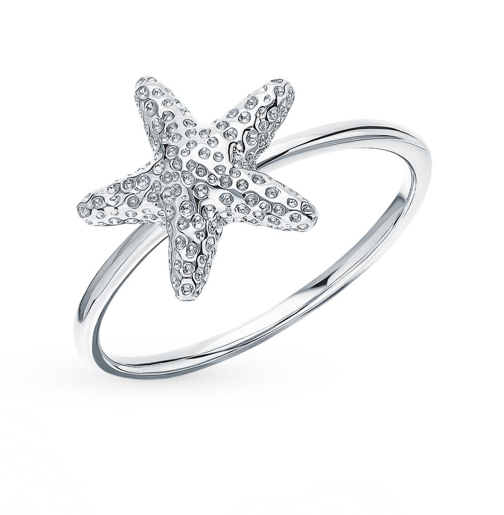 Фото «Серебряное кольцо с серебром»