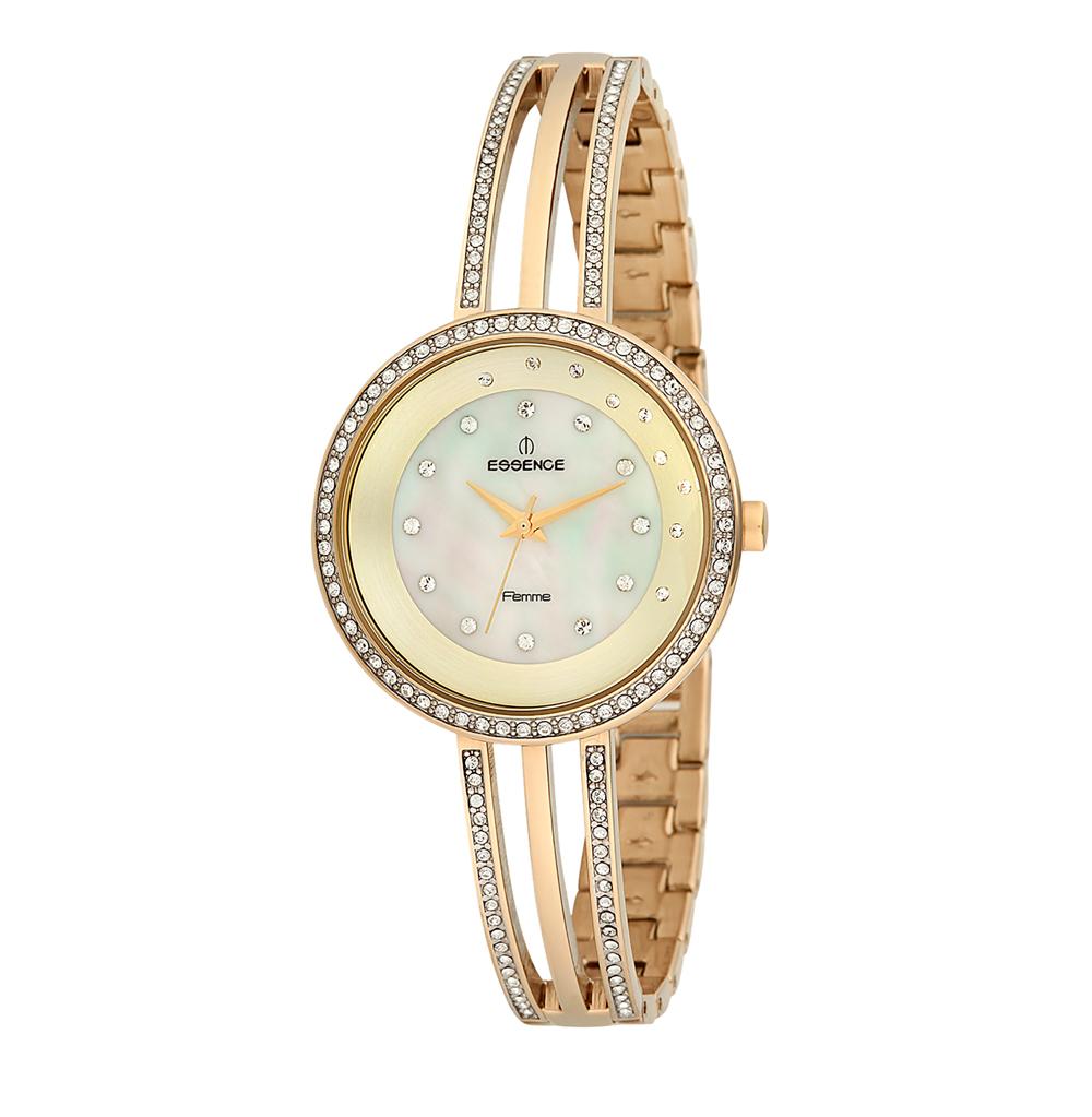 Женские часы D960.110 на стальном браслете с PVD покрытием с минеральным стеклом в Екатеринбурге
