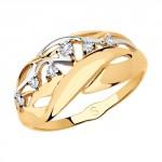 кольцо SOKOLOV 018192