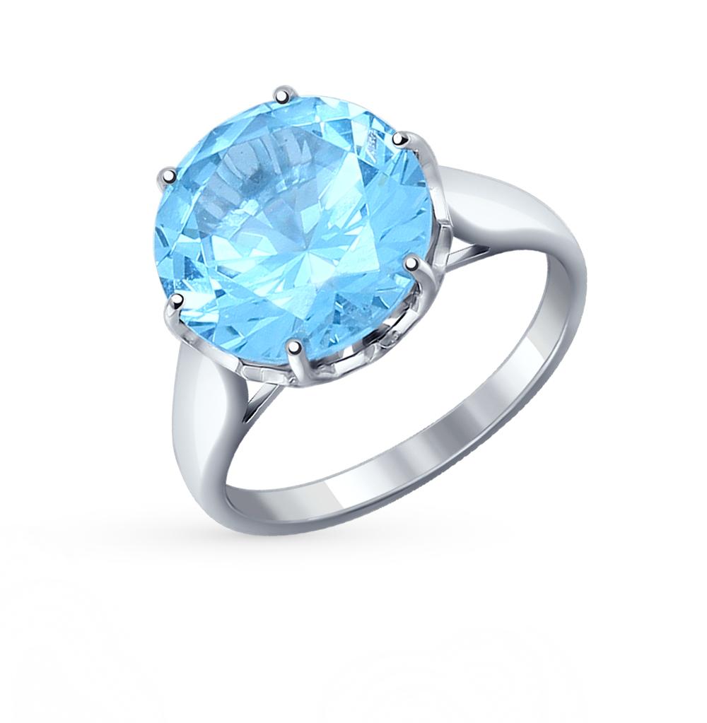 Серебряное кольцо с наноситалом в Екатеринбурге