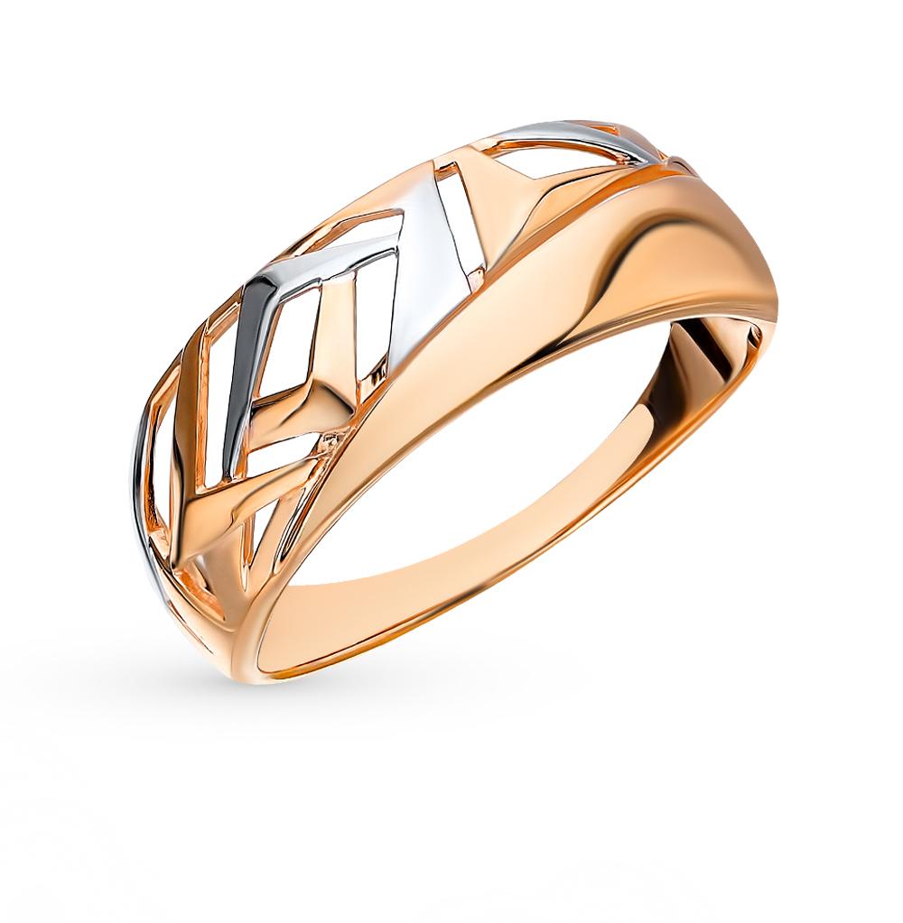 золотое кольцо SOKOLOV 017588*
