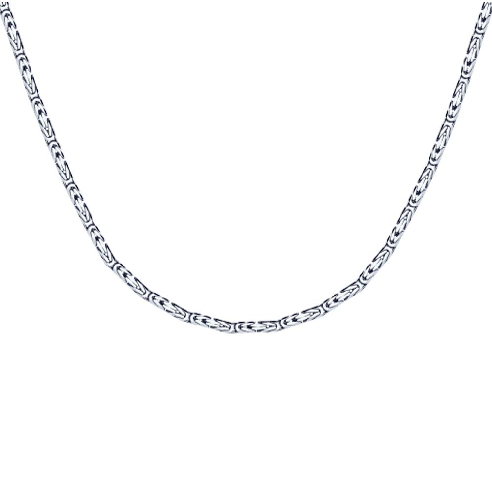 Серебряная цепь SOKOLOV 968360608 в Санкт-Петербурге