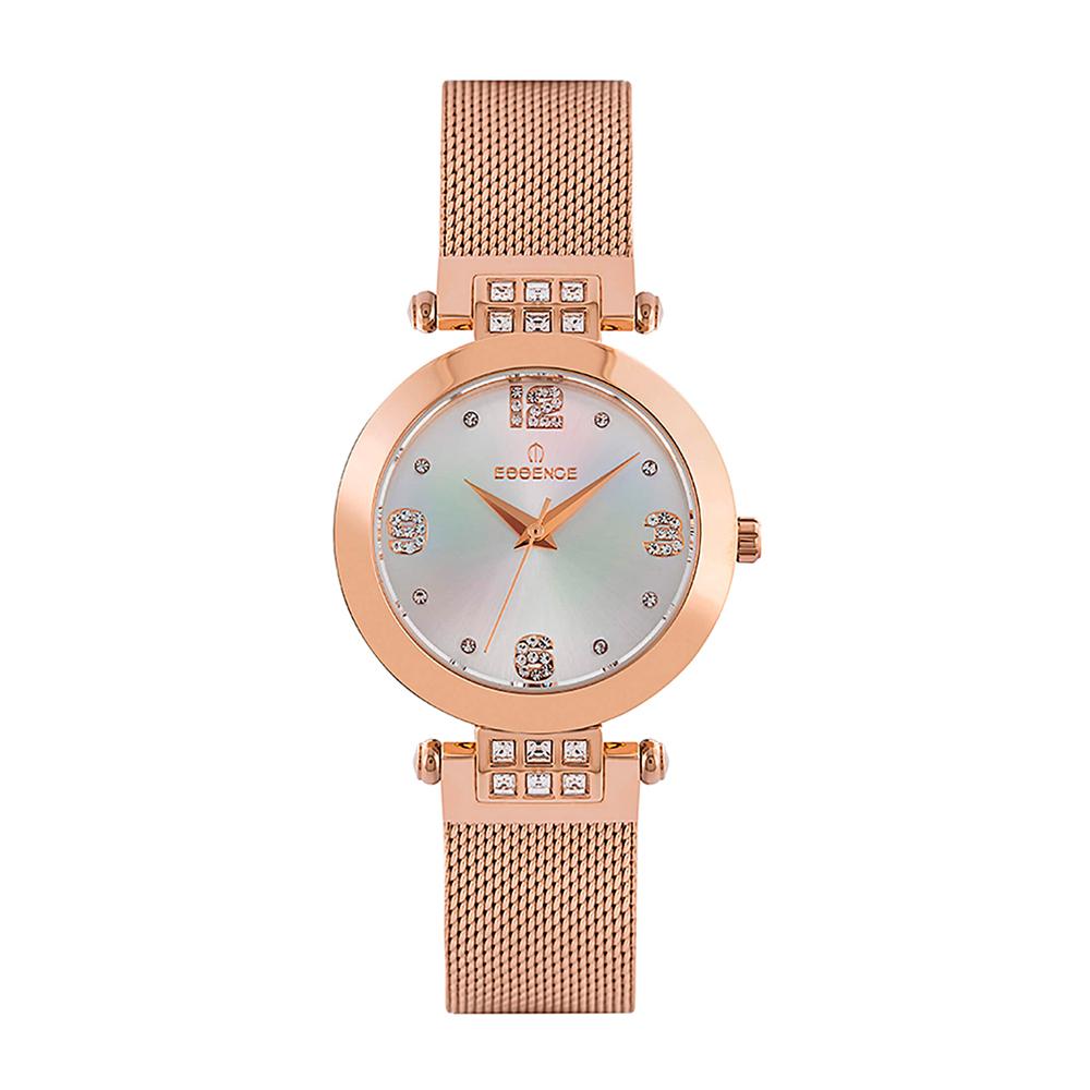 Женские  кварцевые часы ES6547FE.420 на стальном браслете с минеральным стеклом в Екатеринбурге
