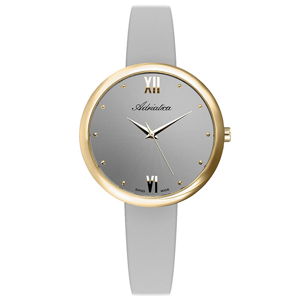 Фото «Женские часы A3632.1G87Q на кожаном ремешке с минеральным стеклом»