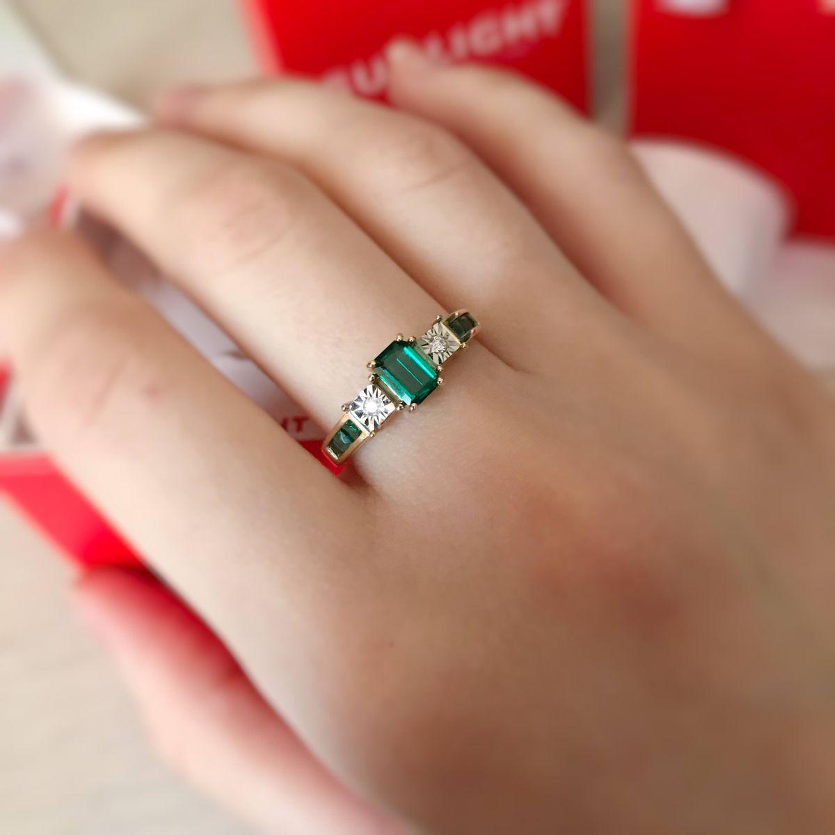 Очень необычное кольцо!