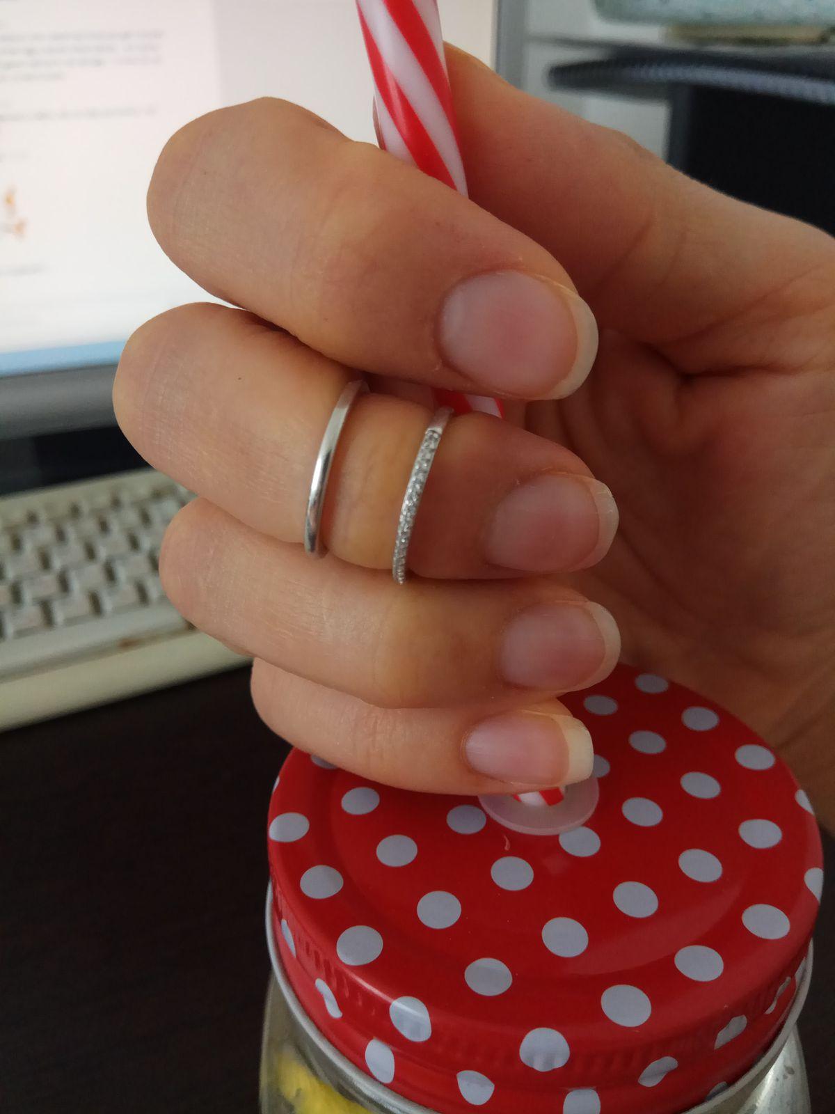 Шикарное кольцо на фалангу