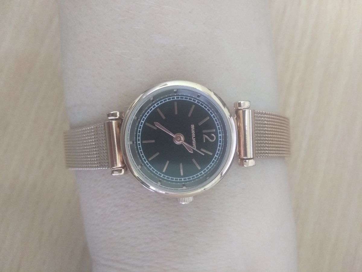 Покупка часов в магазине sunlight!!!