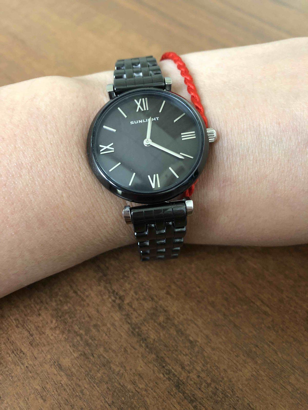 Часы женские керамические