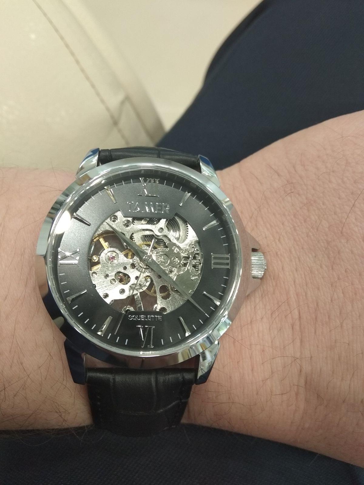 Тамер-часы