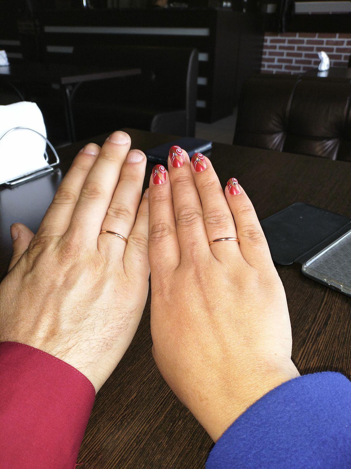 Самое нежное кольцо