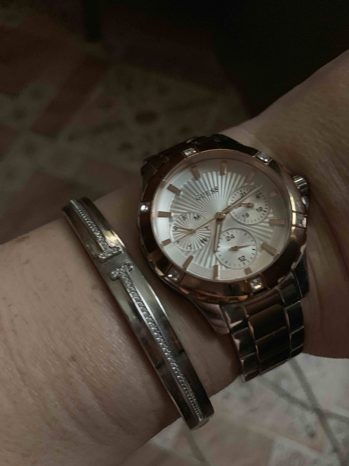 Присматривала браслет к часам,уверена,что угадала с выбором!!!