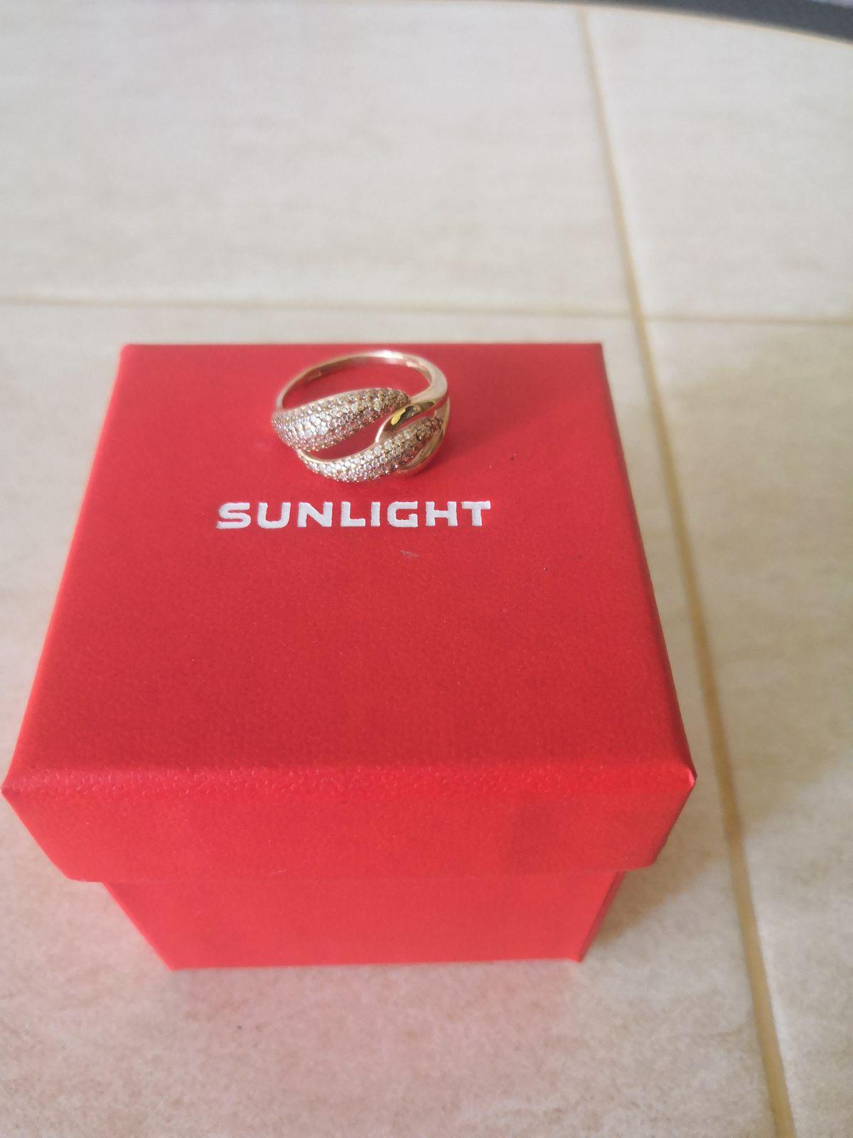 Всем рекомендую! Очен красивое кольцо)!!!