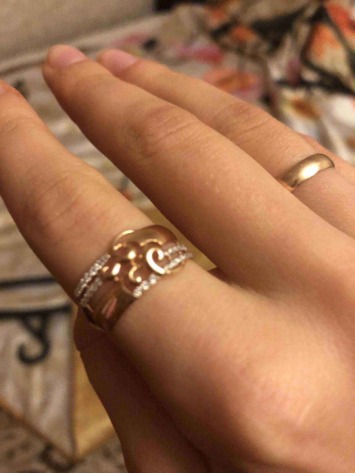 Очень красивое кольцо !