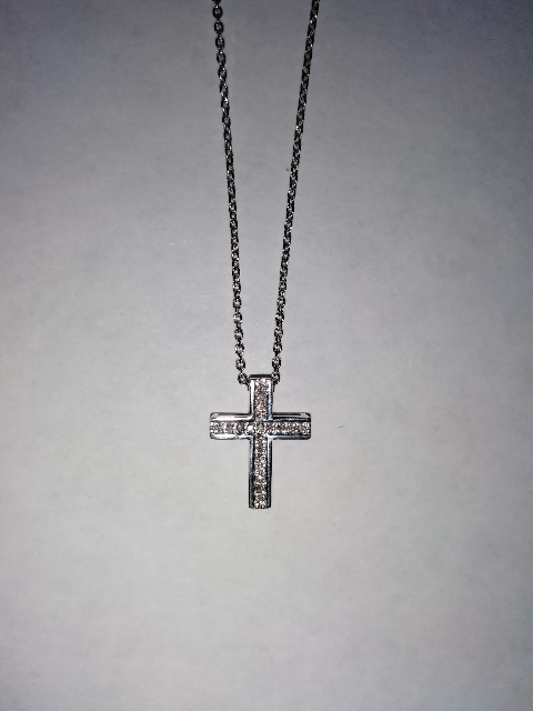 Стильный крестик.