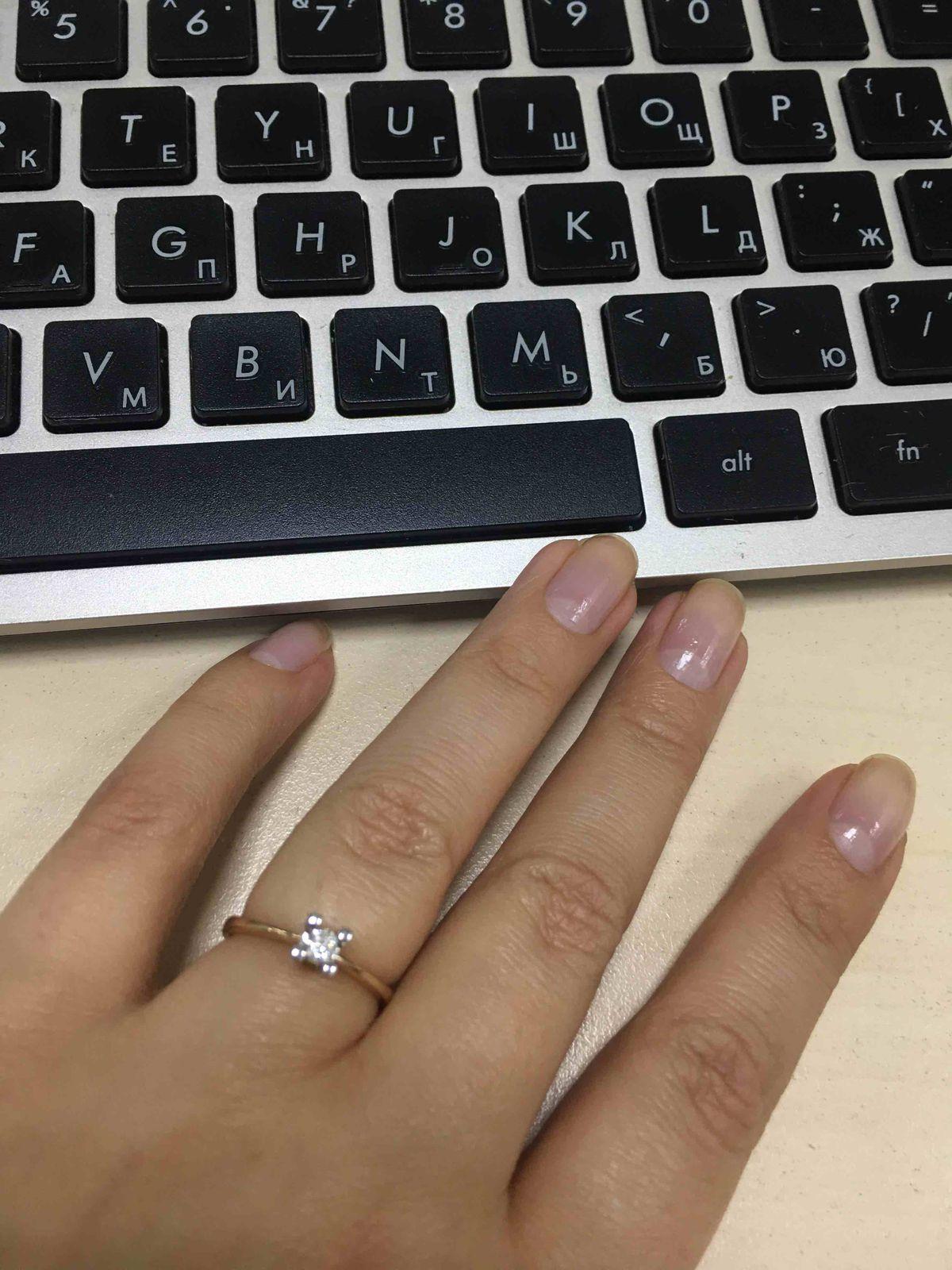 Шикарнейшее кольцо!