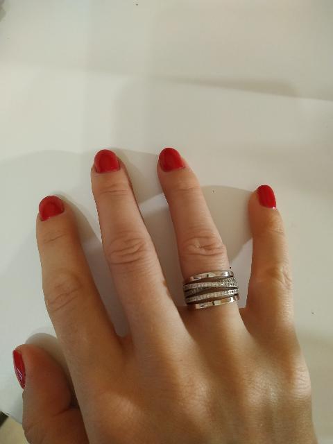 Кольцо вместо обручалки