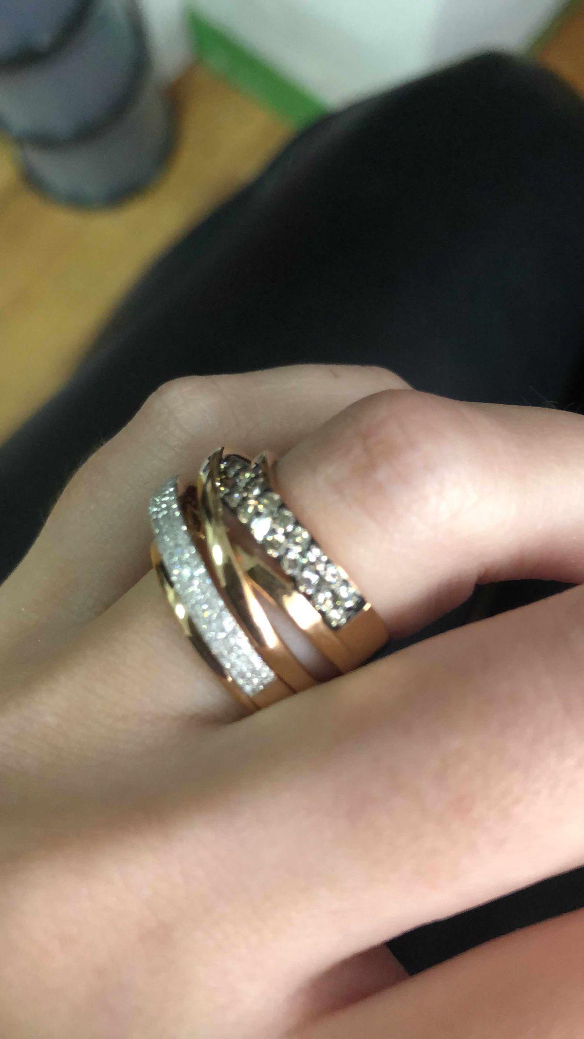 Кольцо чудесное