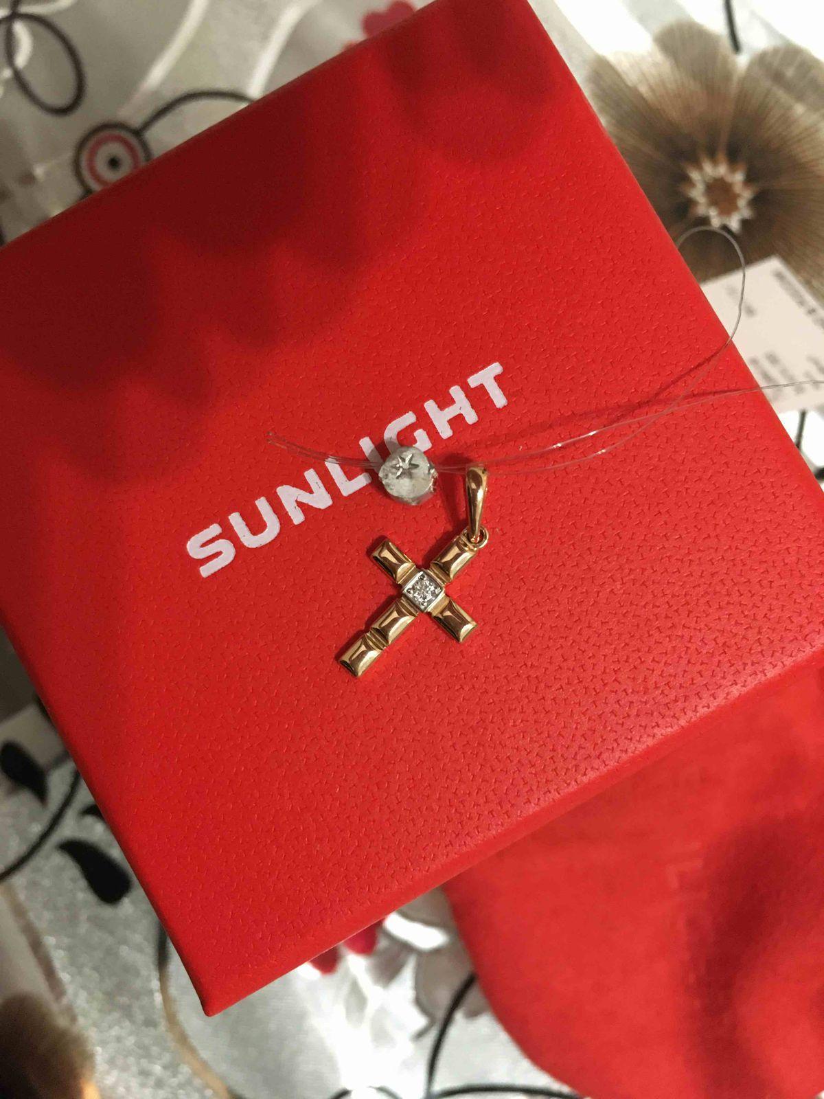 Упаковано идеально, будто не крест привезли, а слиток золота😹